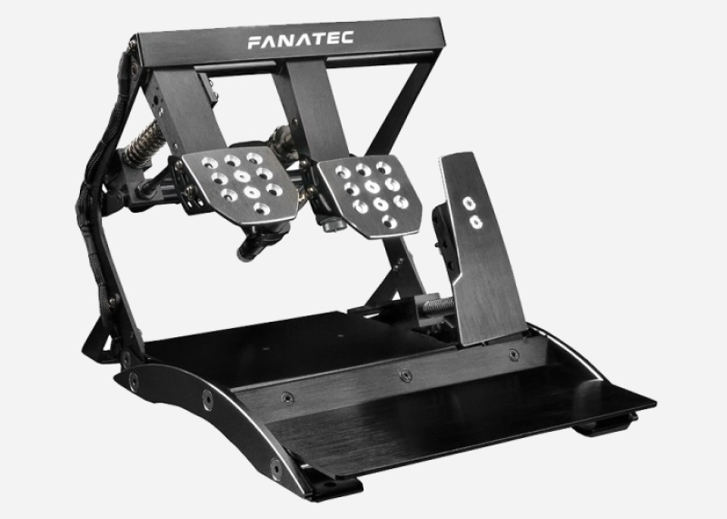 Fanatec ClubSport Pedale V3 invertiert