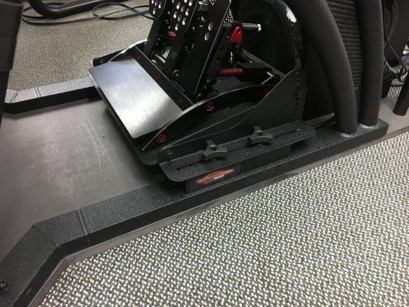 Force2Motion Fanatec Pedal-Lifter