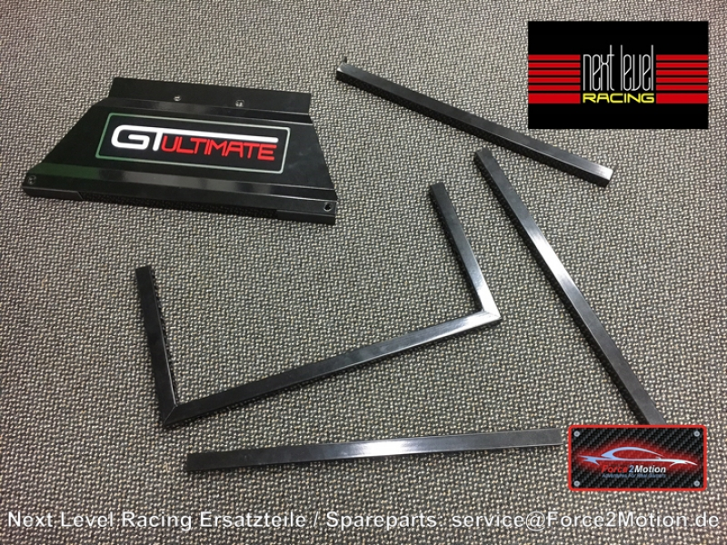 Next Level Racing spare parts from Force2Motion