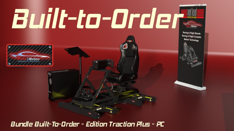 Bundle Built-To-Order - Edition Traction Plus - PC