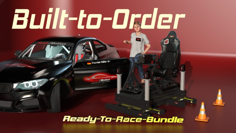 Ready-To-Race-Bundle Built-To-Order