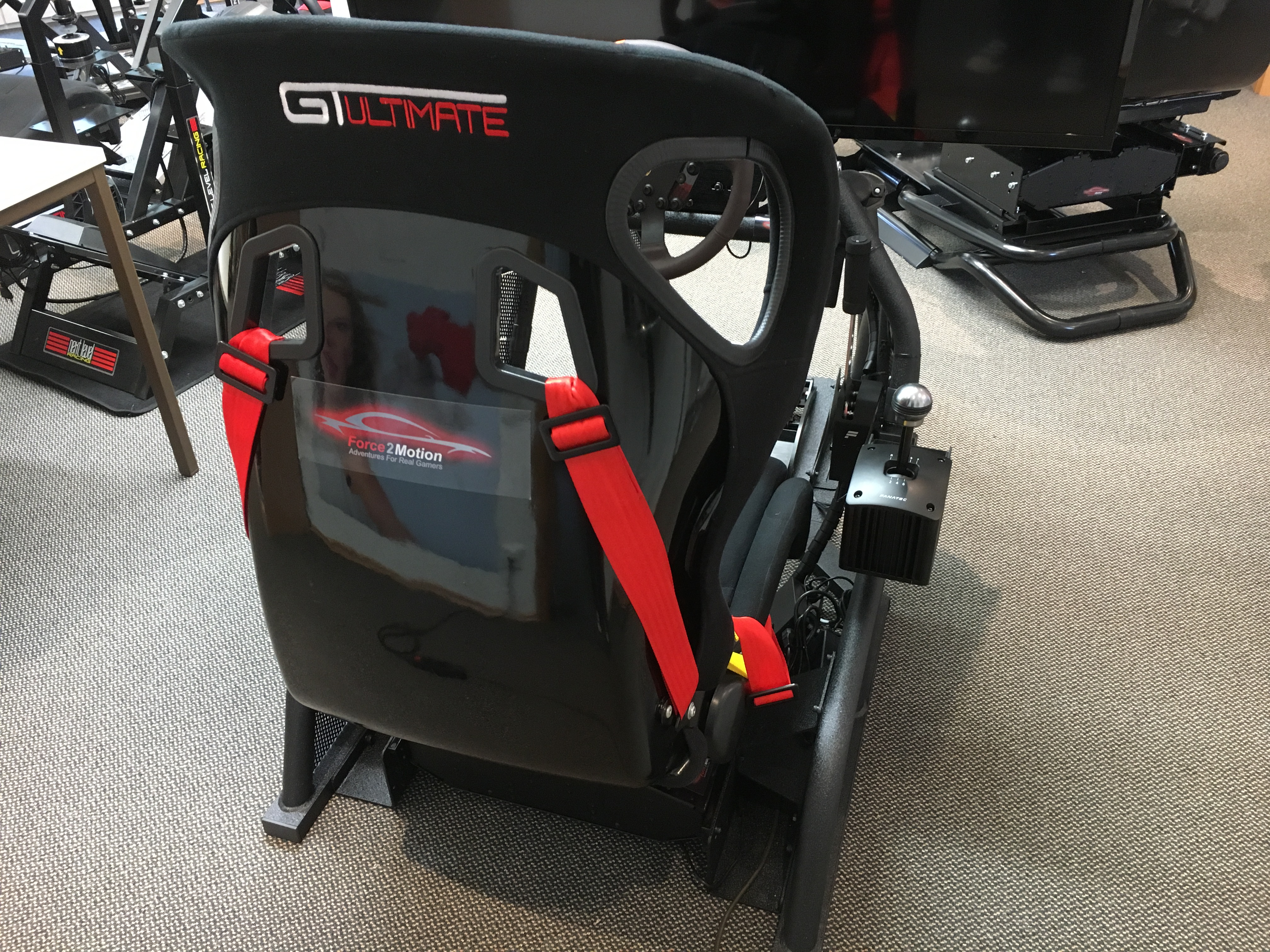 Force2Motion - The platform for Sim-Racing and Flight-Sims