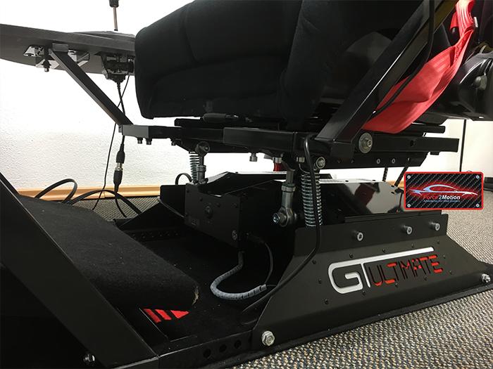 Force2Motion - Die Plattform für Sim-Racing und Flug